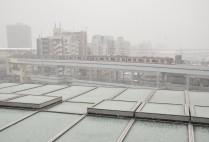 二度目の雪は・・・