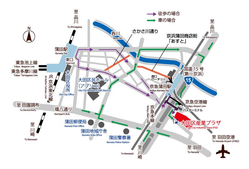 PiO地図